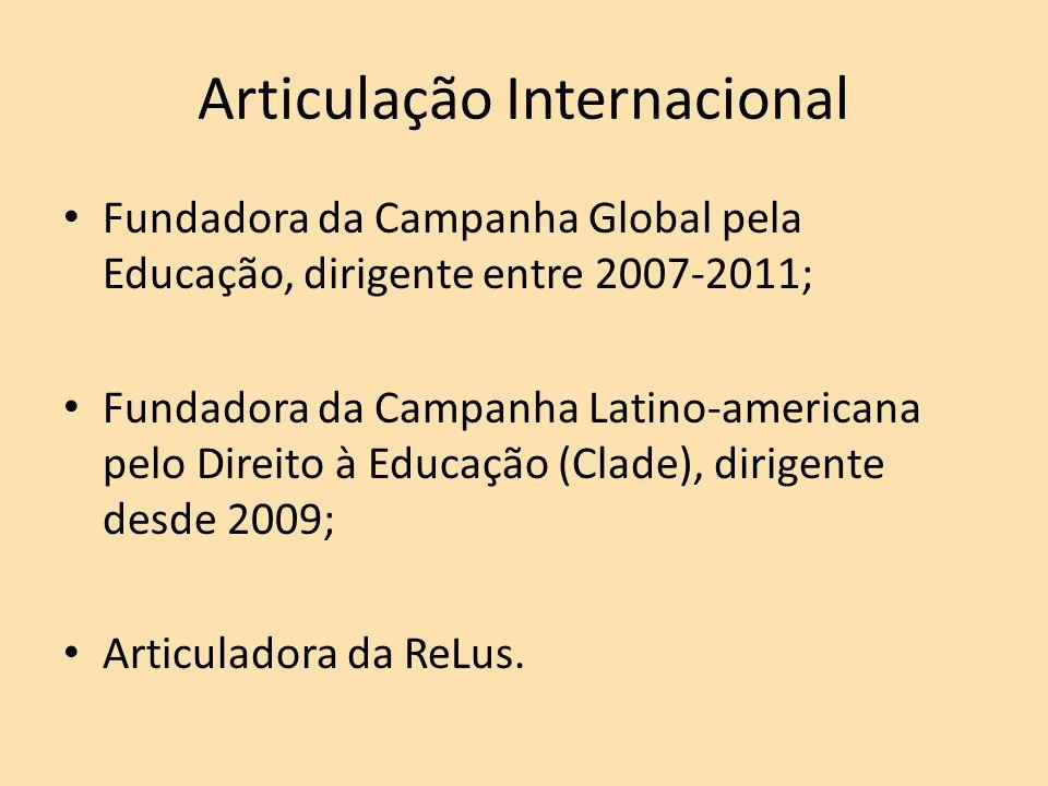 Articulação Internacional