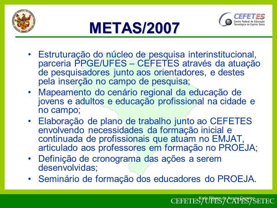 METAS/2007