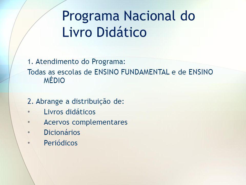 Programa Nacional do Livro Didático