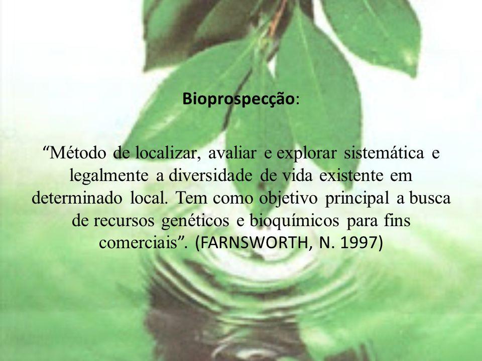Bioprospecção: