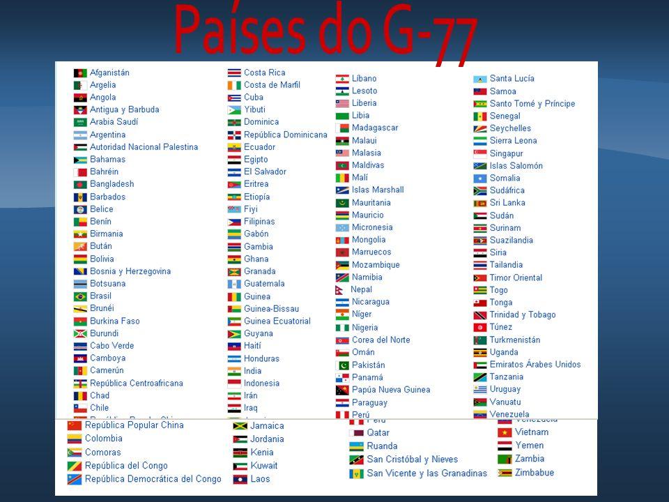 Países do G-77