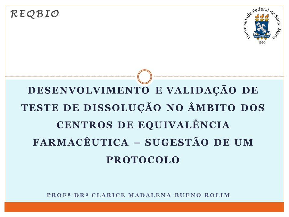 PROFª DRª Clarice Madalena bueno rolim
