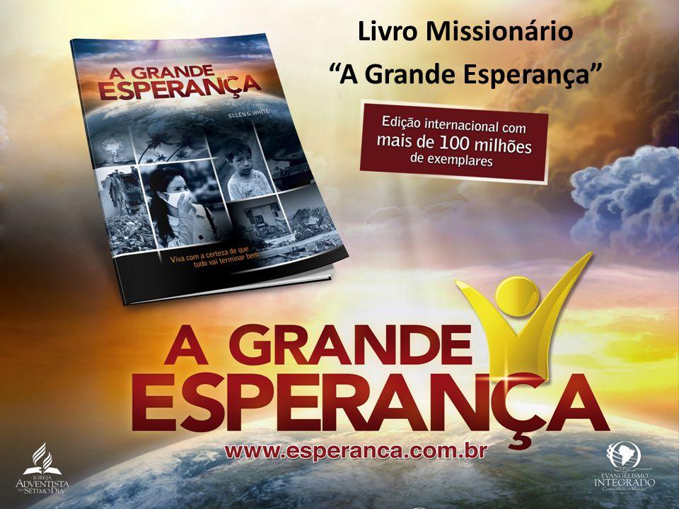 Livro Missionário A Grande Esperança