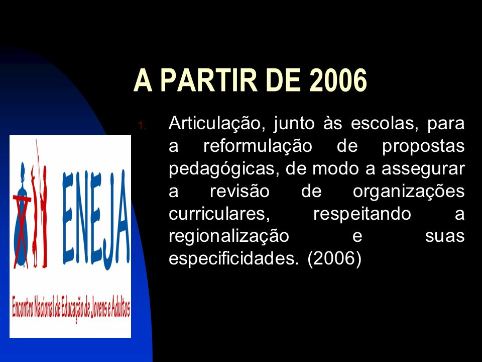 A PARTIR DE 2006