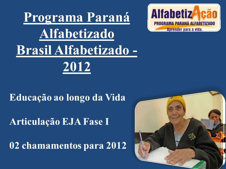 Programa Paraná Alfabetizado