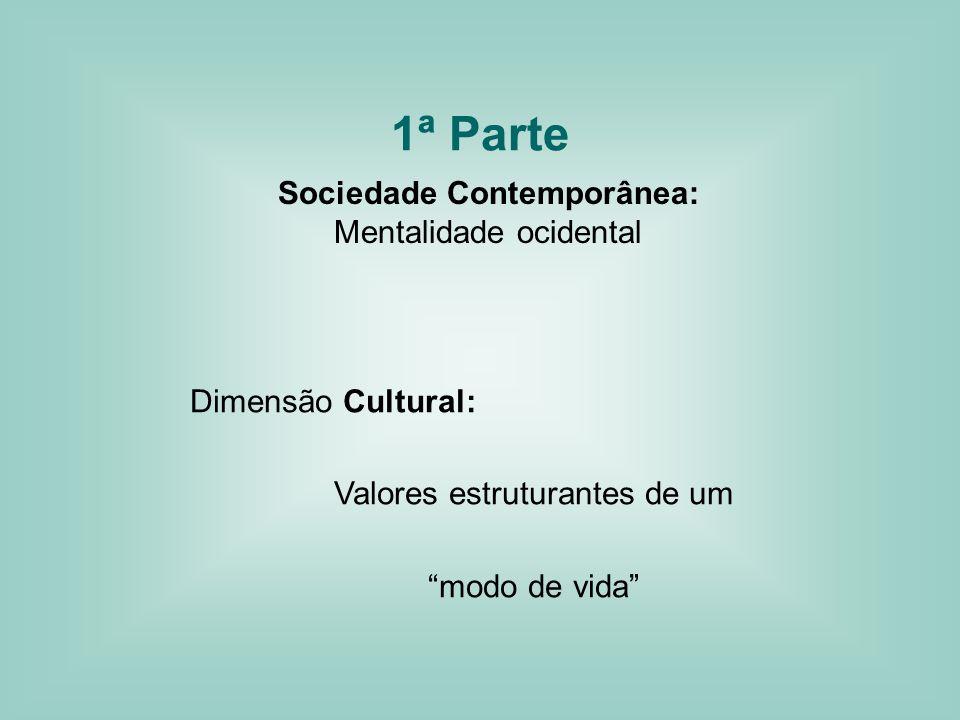 Sociedade Contemporânea:
