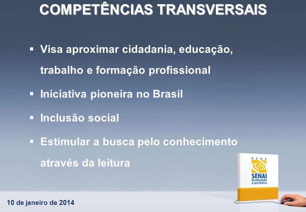 Visa aproximar cidadania, educação, trabalho e formação profissional