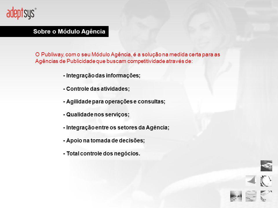 - Integração das informações;