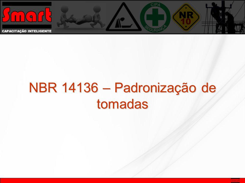NBR 14136 – Padronização de tomadas
