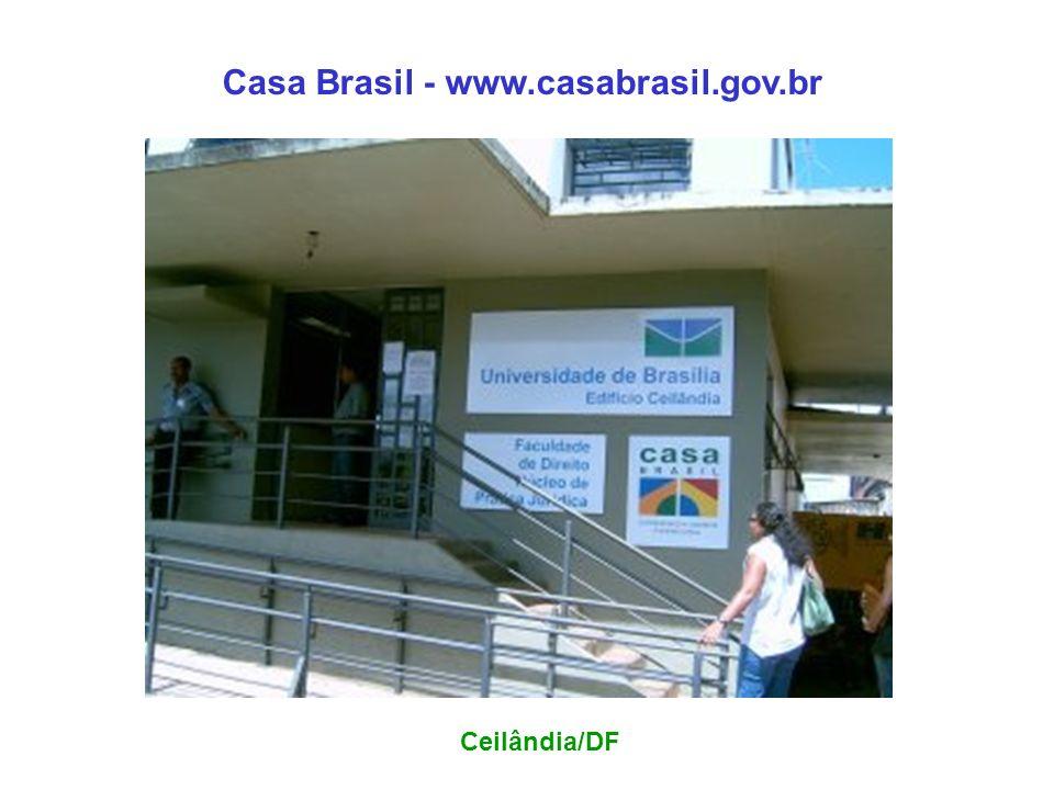 Casa Brasil - www.casabrasil.gov.br