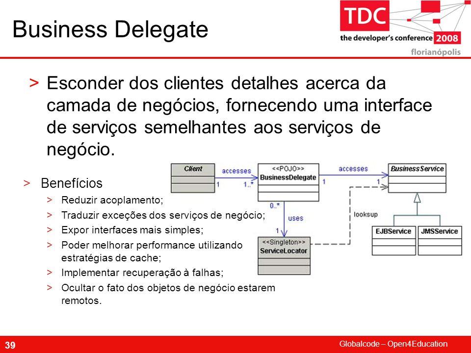 Business Delegate