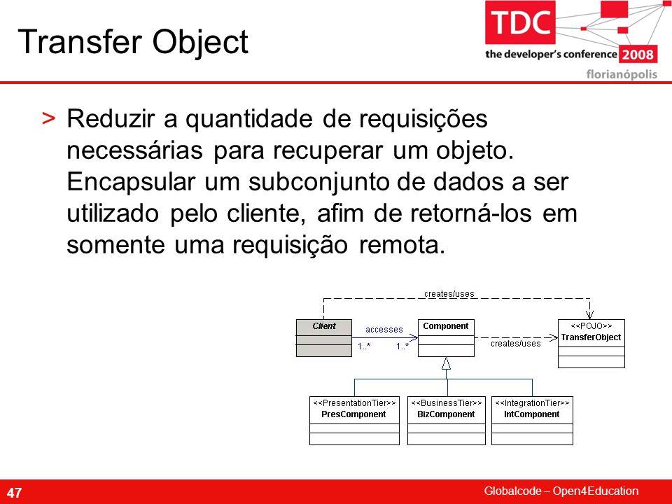 Transfer Object