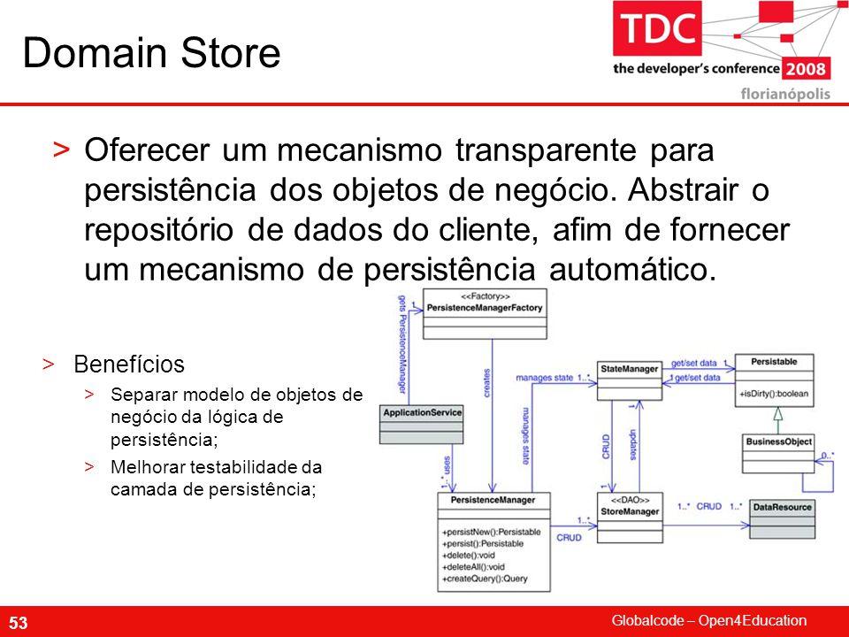 Domain Store
