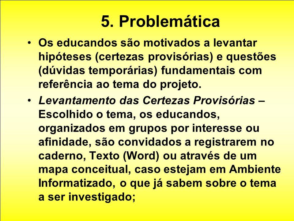 5. Problemática
