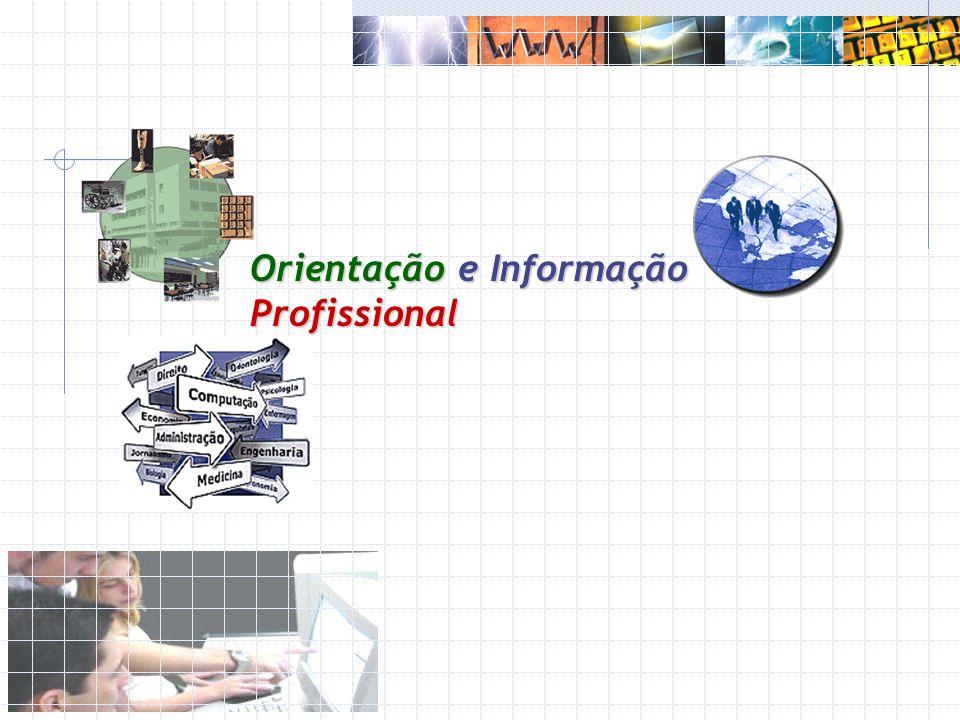 Orientação e Informação Profissional