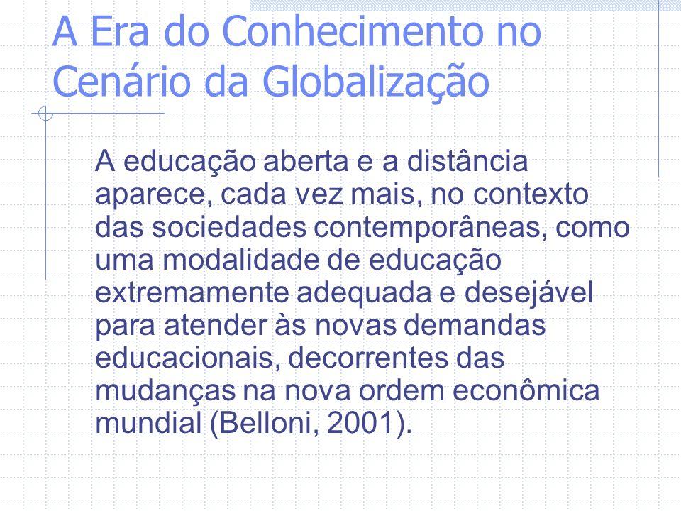 A Era do Conhecimento no Cenário da Globalização