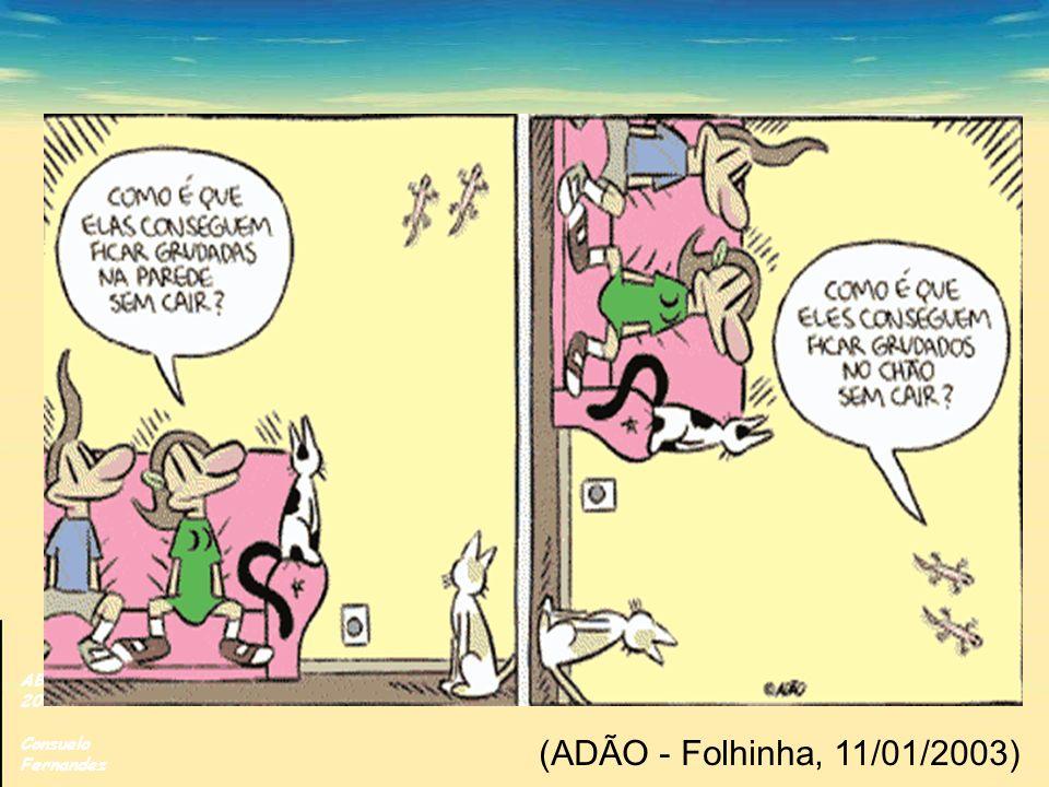 ABED 2003 Consuelo Fernandez (ADÃO - Folhinha, 11/01/2003)
