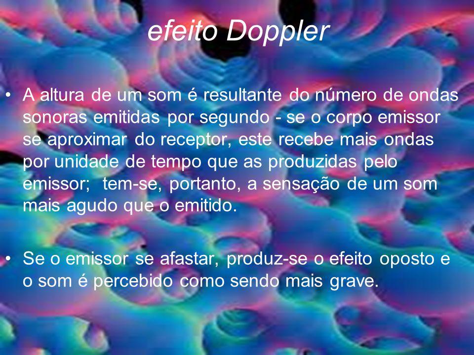 efeito Doppler