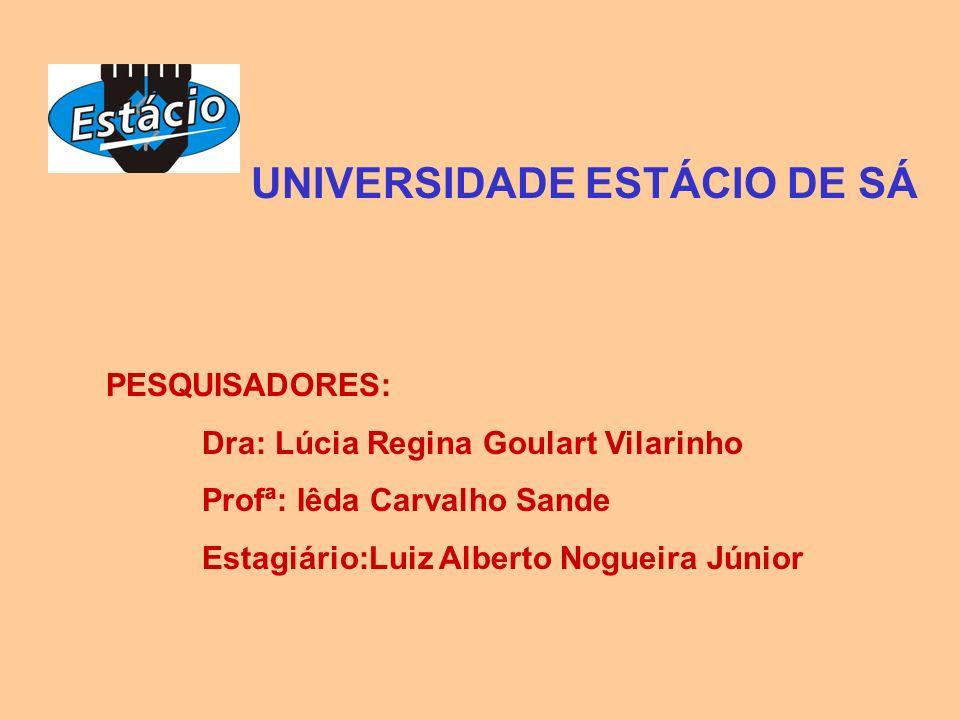 UNIVERSIDADE ESTÁCIO DE SÁ
