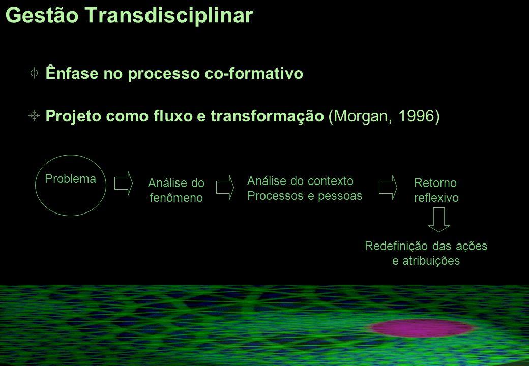 Gestão Transdisciplinar