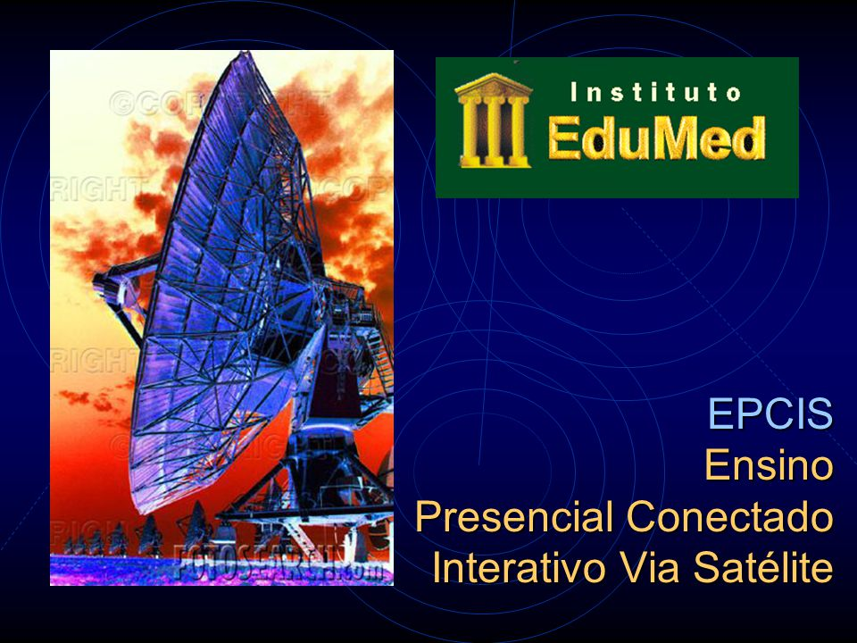 EPCIS Ensino Presencial Conectado Interativo Via Satélite