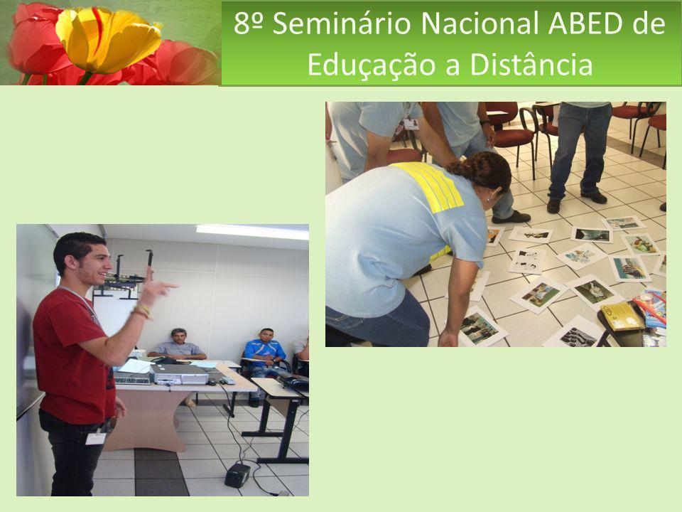 8º Seminário Nacional ABED de Eduçação a Distância