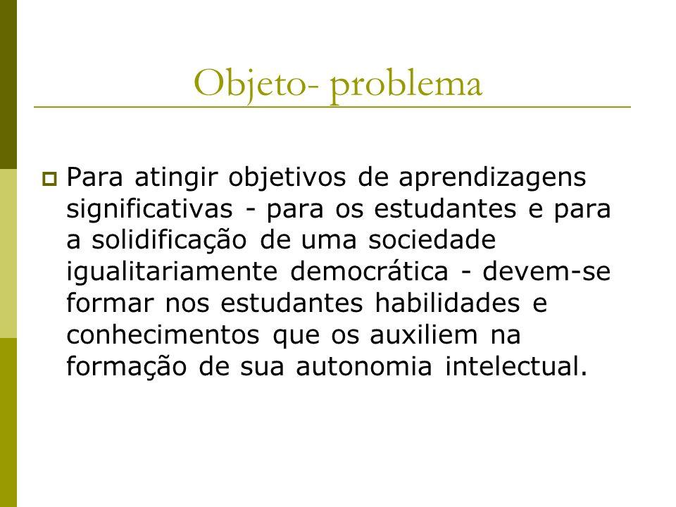 Objeto- problema