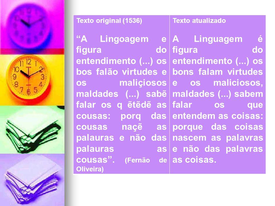 Texto original (1536)