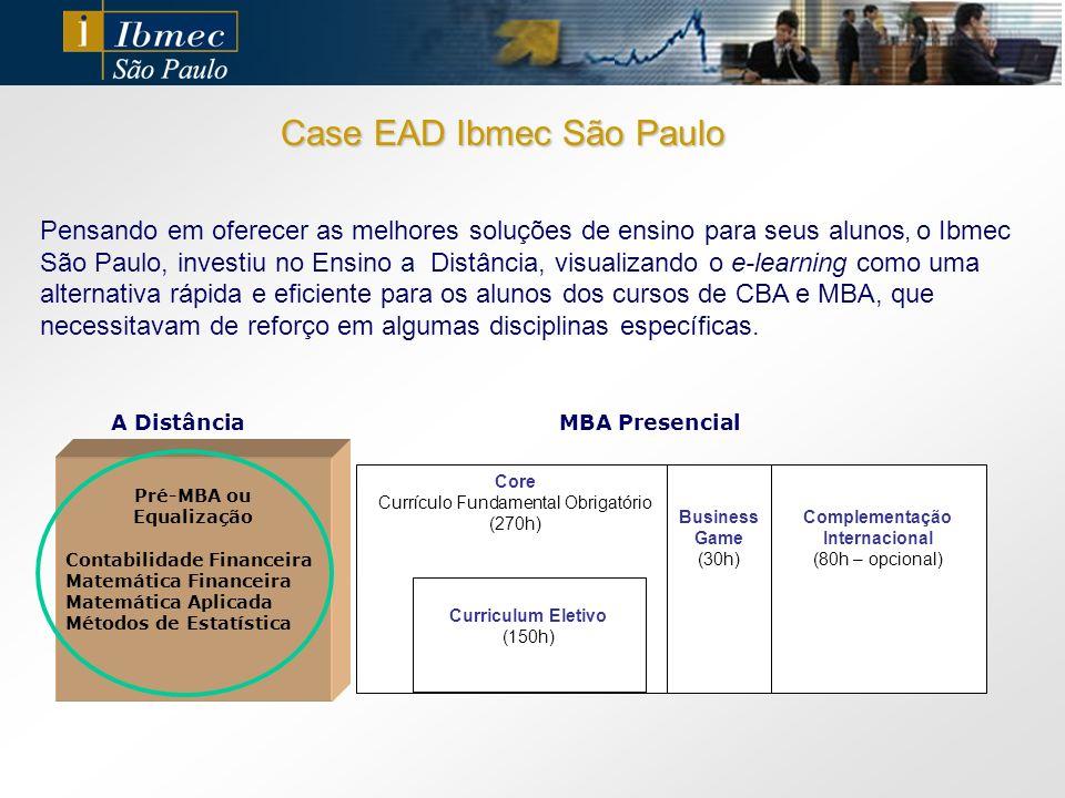 Case EAD Ibmec São Paulo