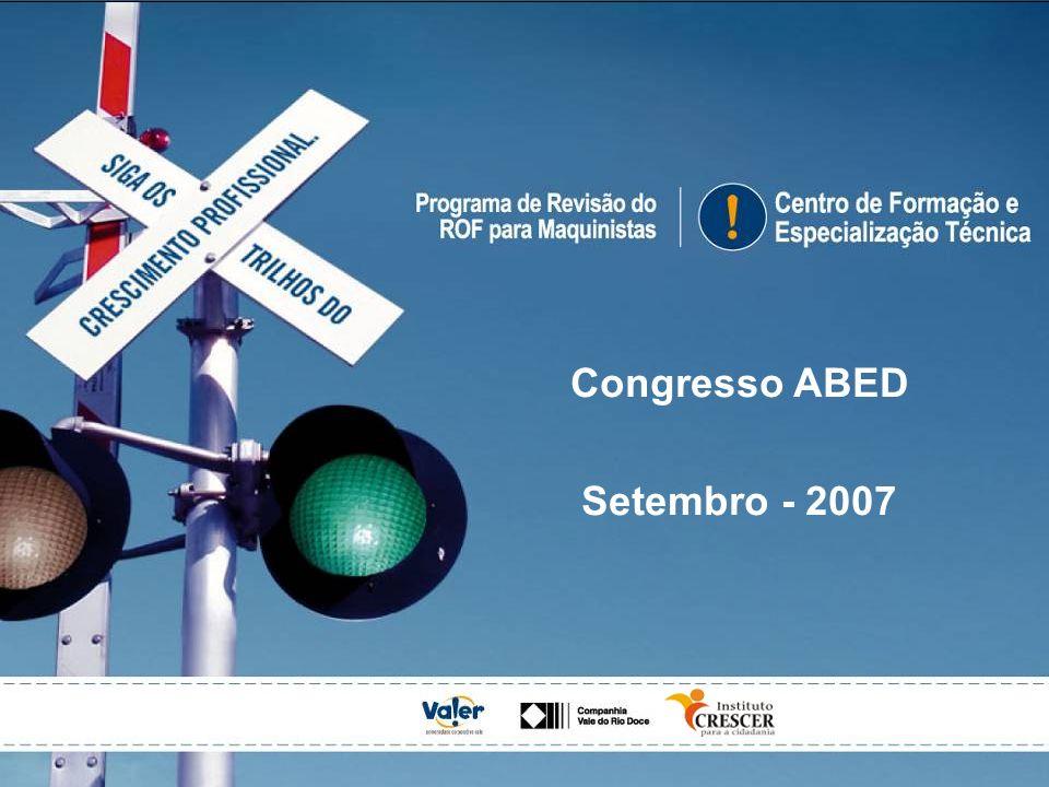 Congresso ABED Setembro - 2007