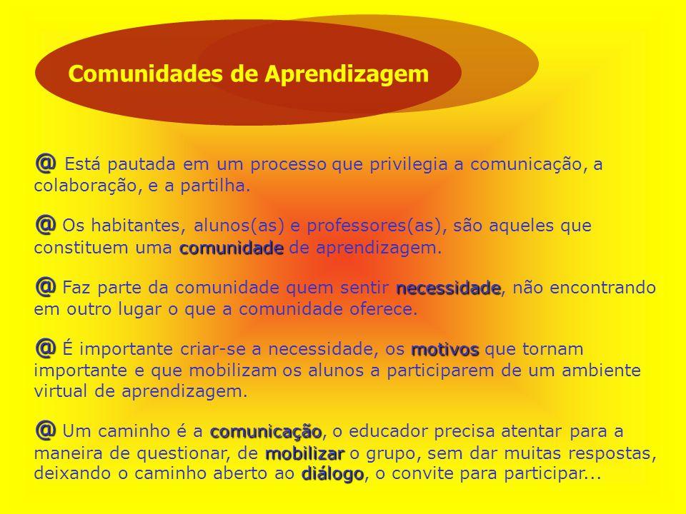 Comunidades de Aprendizagem