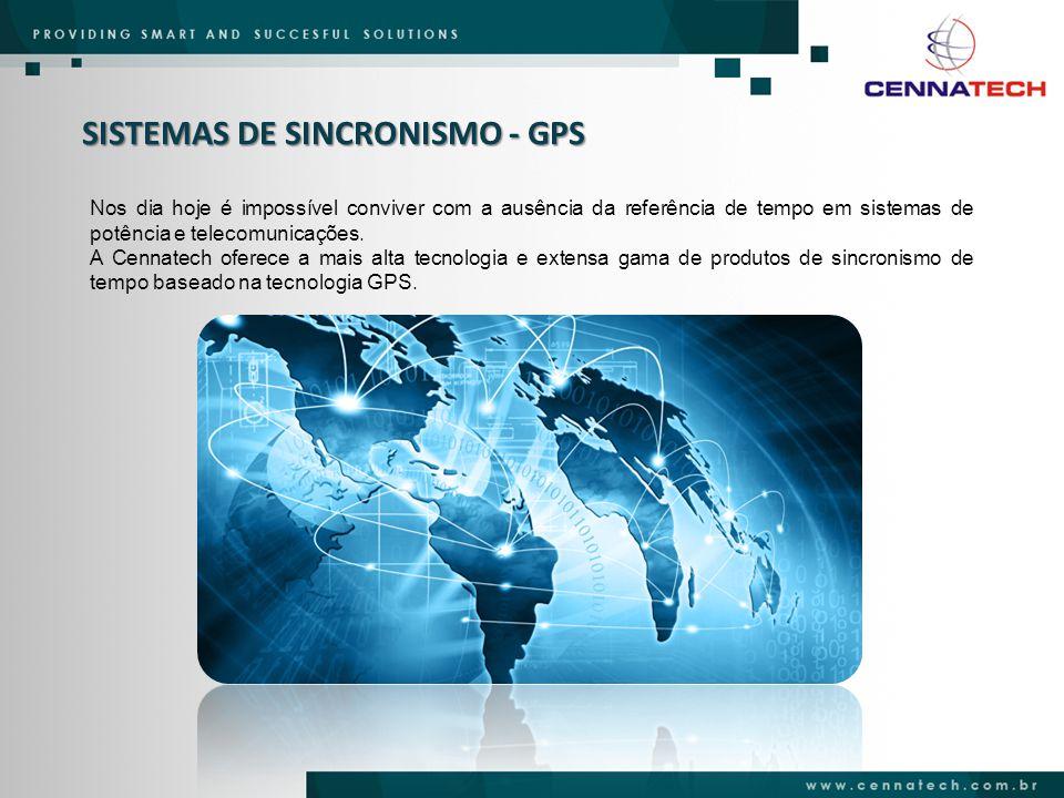 SISTEMAS DE SINCRONISMO - GPS