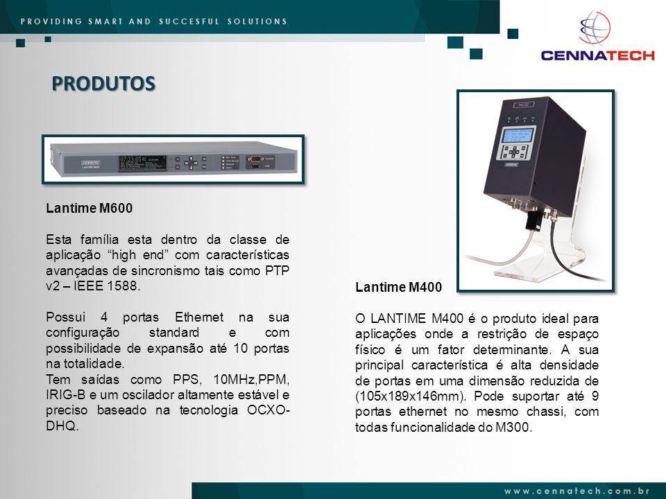 PRODUTOS Lantime M600.