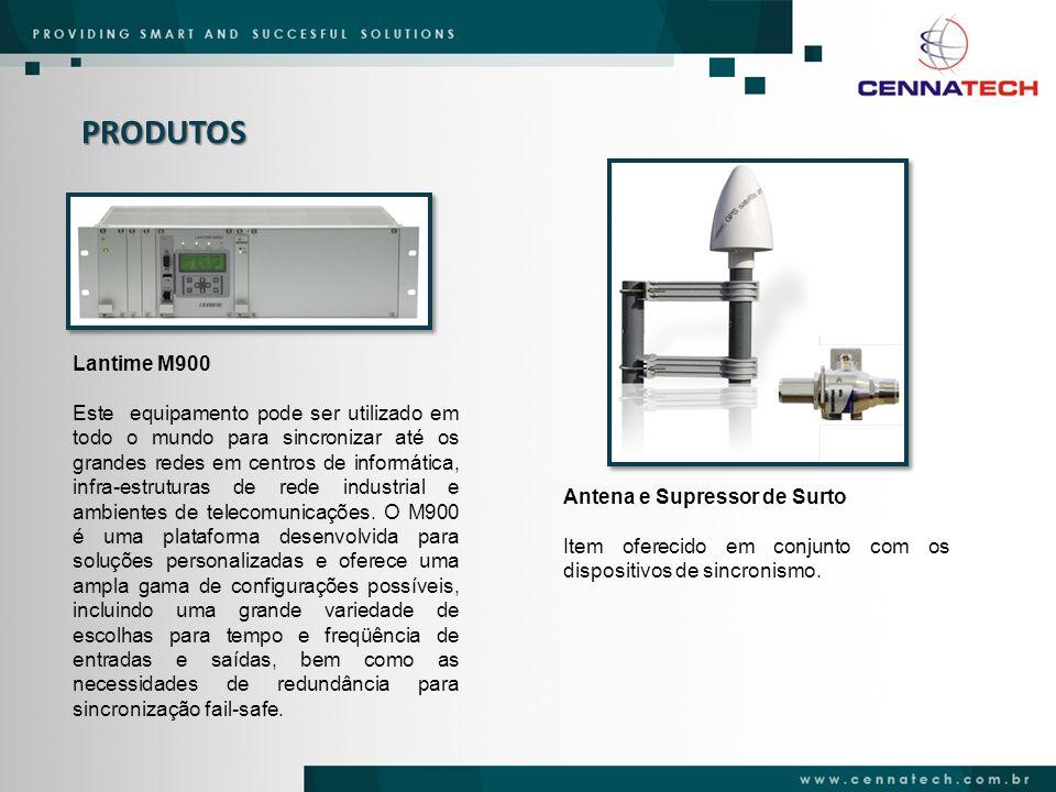 PRODUTOS Lantime M900.