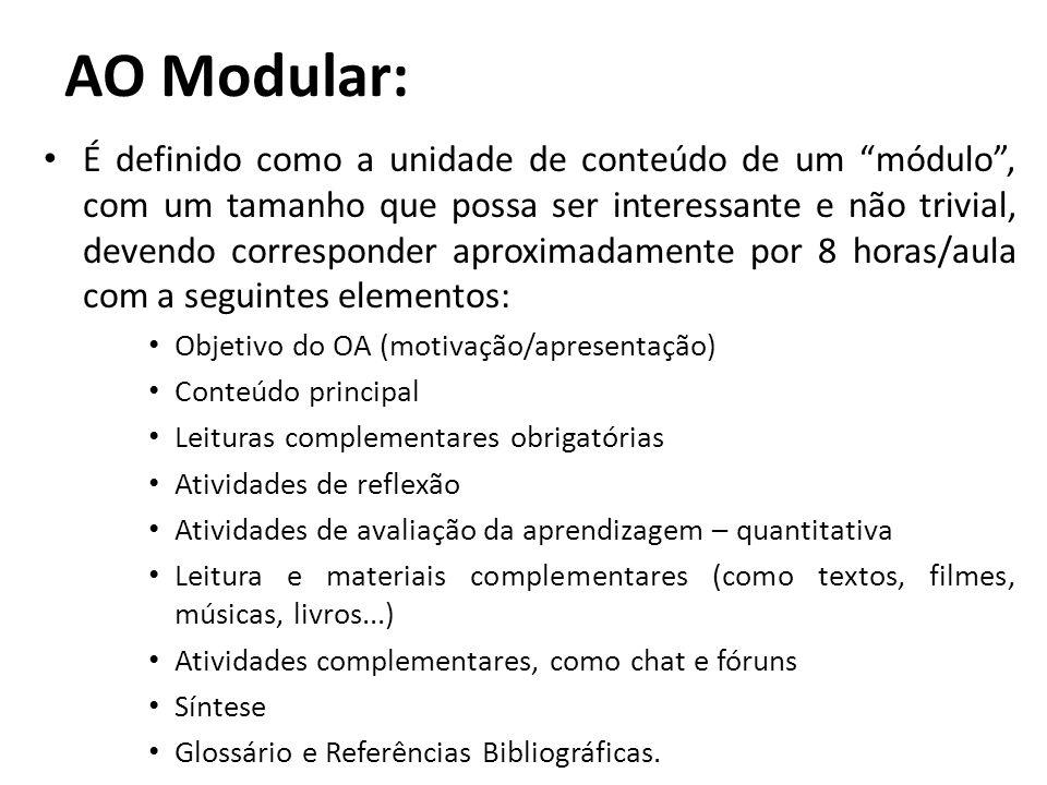 AO Modular: