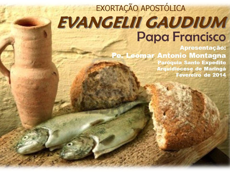 Papa Francisco Pe. Leomar Antonio Montagna Apresentação: