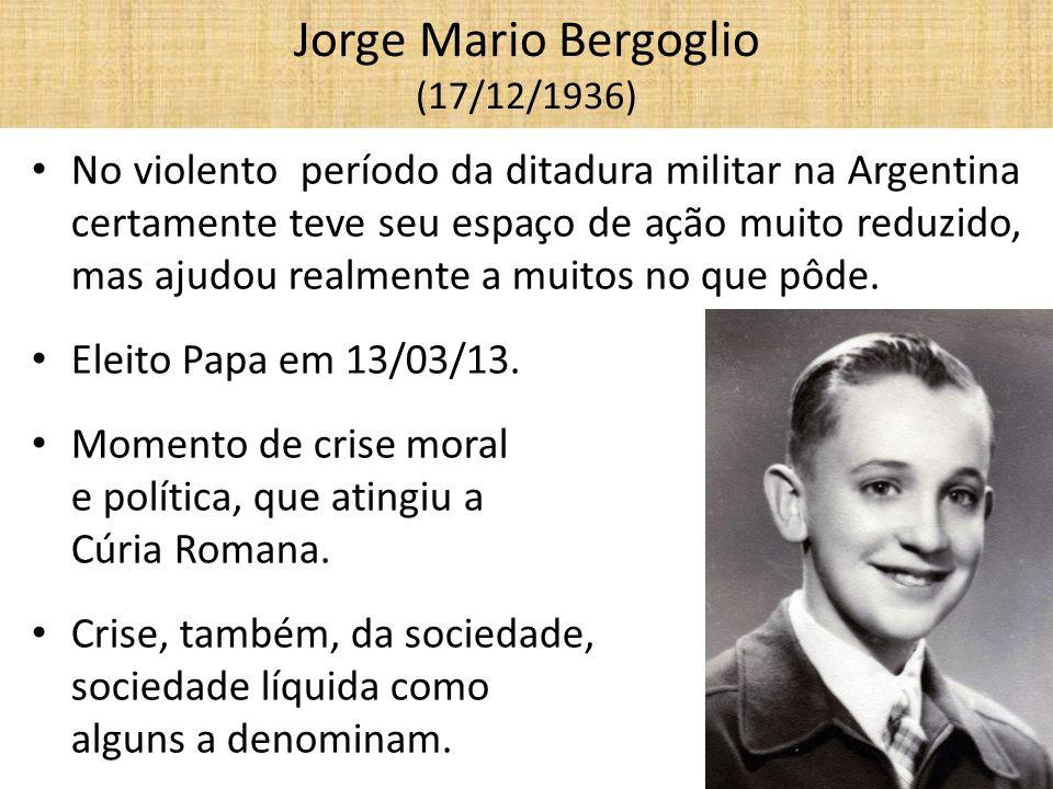 Jorge Mario Bergoglio (17/12/1936)