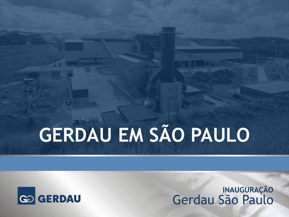 GERDAU EM SÃO PAULO