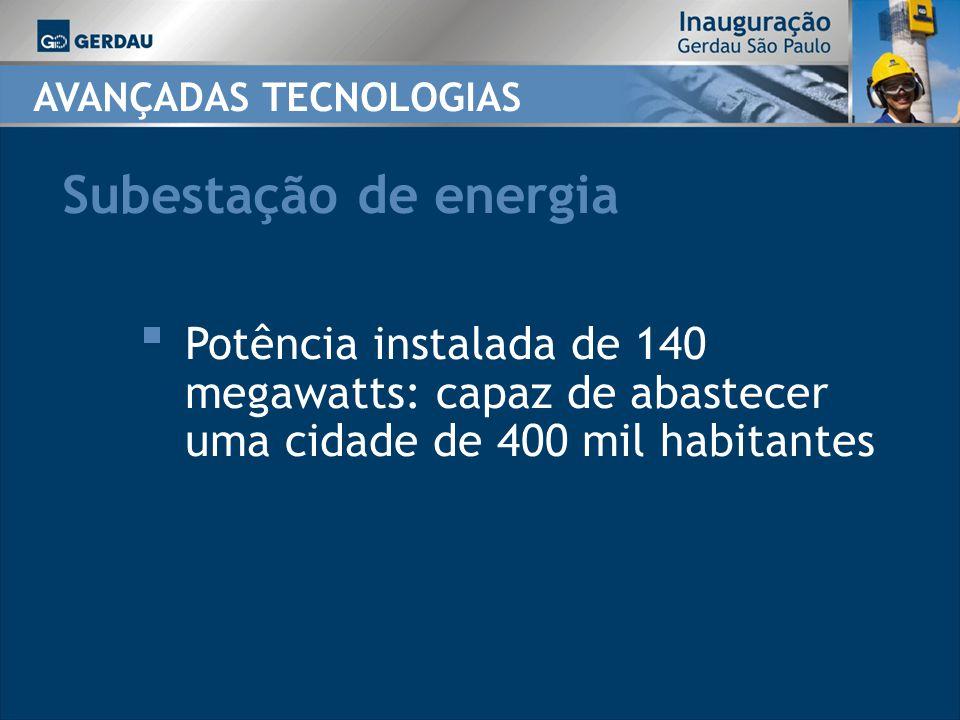 AVANÇADAS TECNOLOGIAS