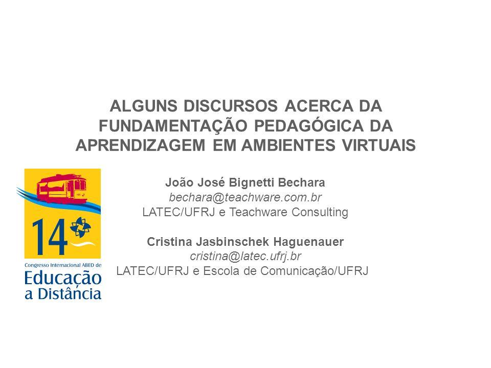 João José Bignetti Bechara Cristina Jasbinschek Haguenauer