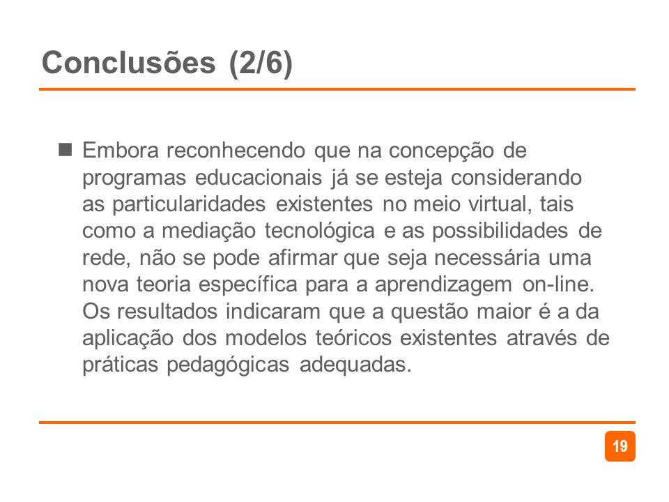 Conclusões (2/6)