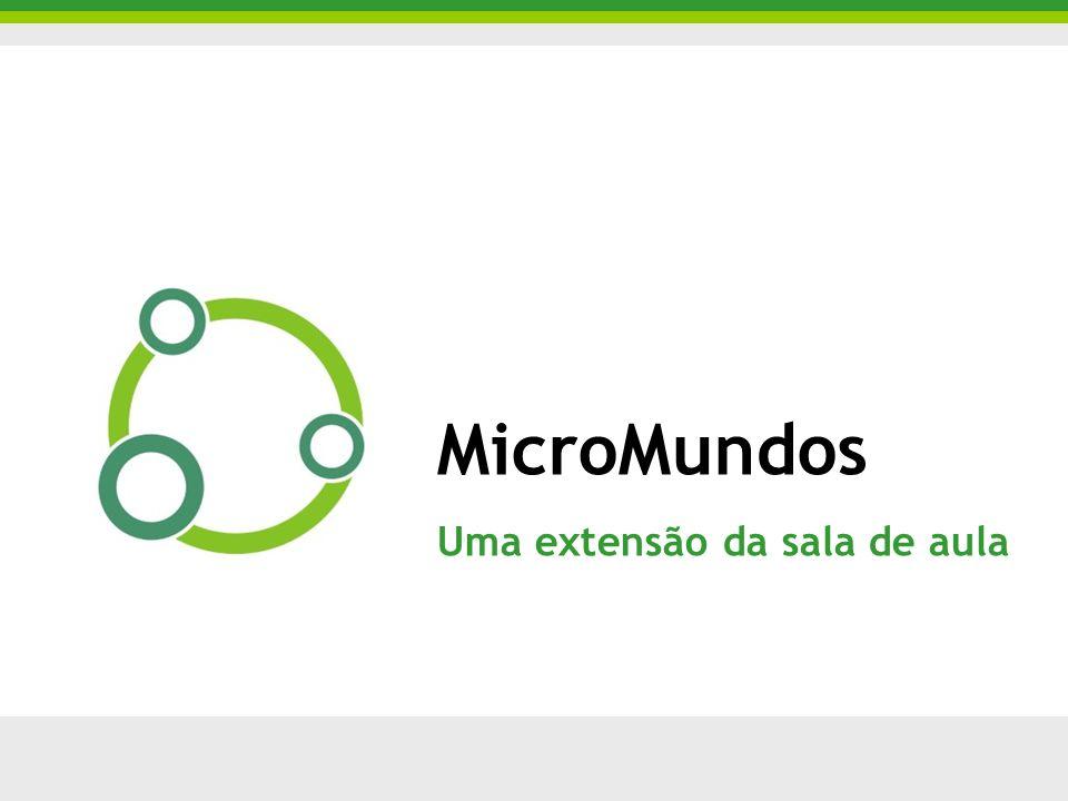 MicroMundos Uma extensão da sala de aula