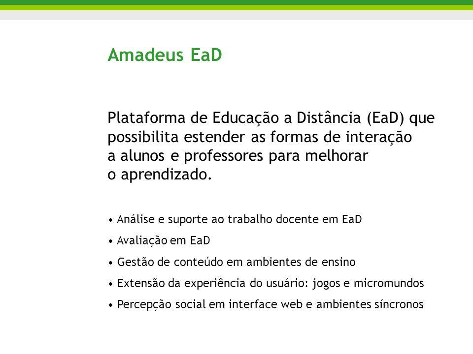 Amadeus EaD