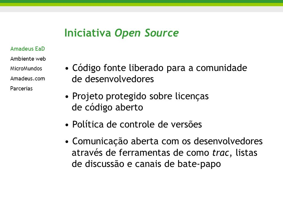 Iniciativa Open Source