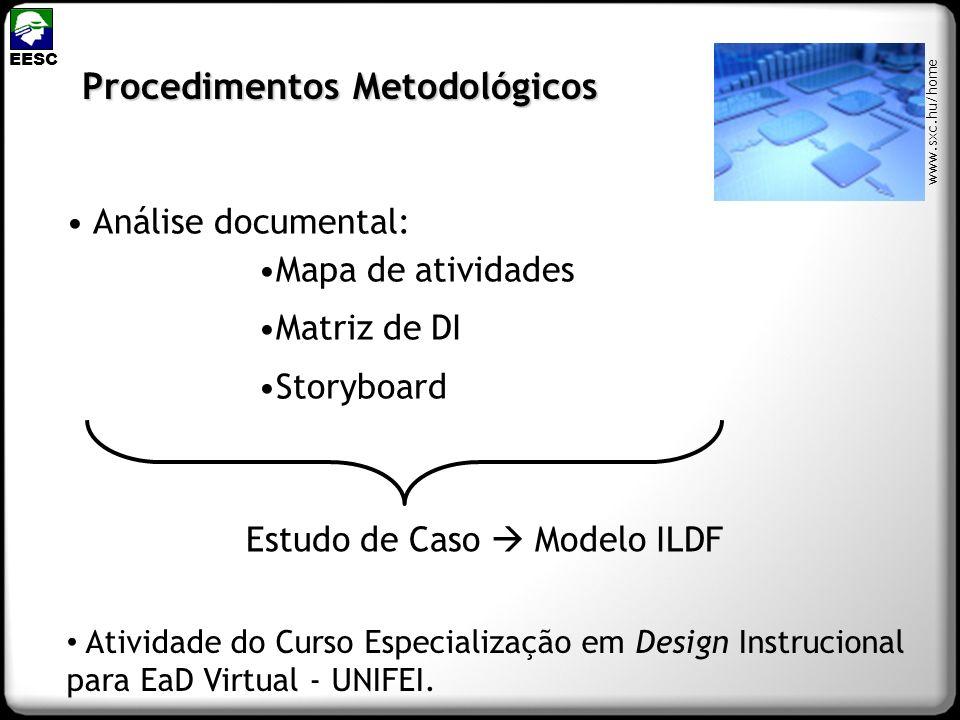Estudo de Caso  Modelo ILDF