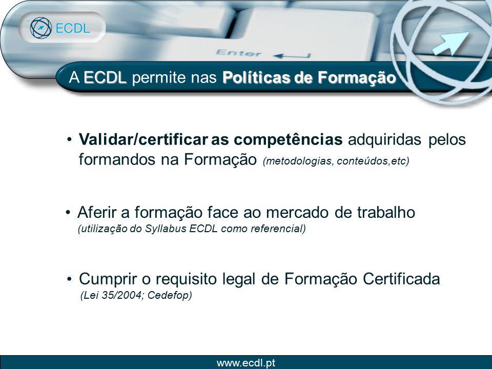 ECDL - Recepção de Candidatura.htm