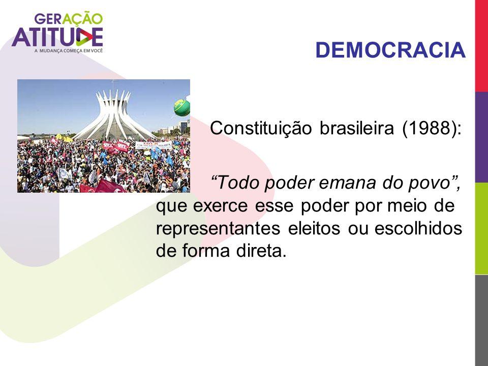 Constituição brasileira (1988):