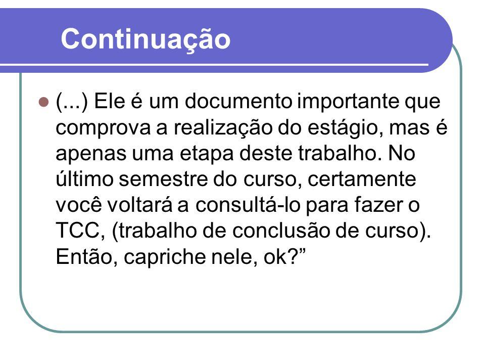 Continuação