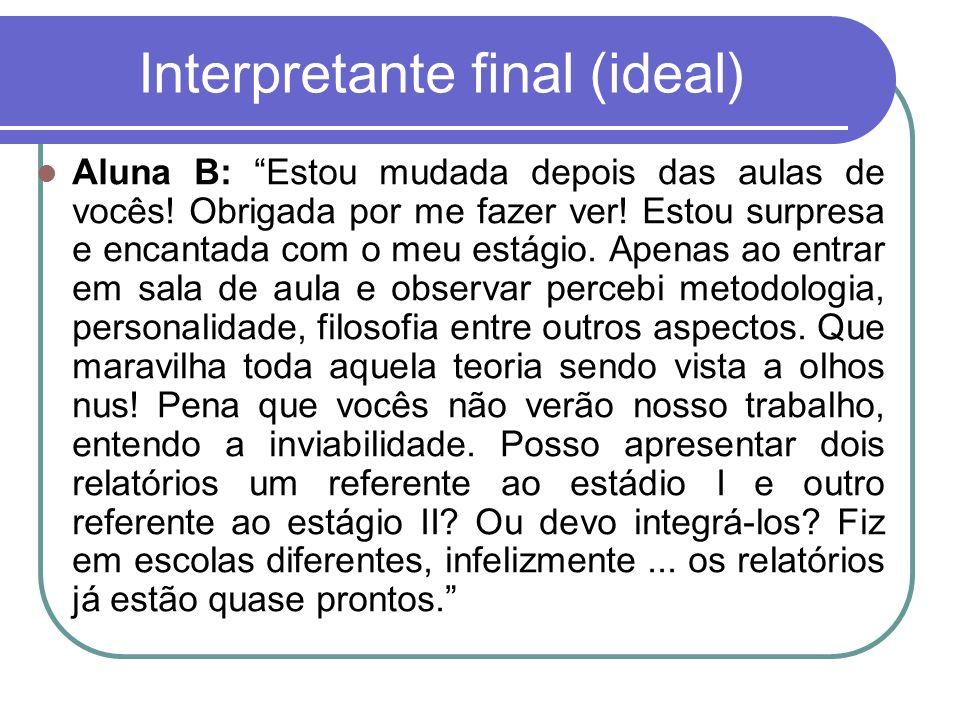 Interpretante final (ideal)
