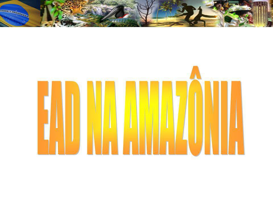 EAD NA AMAZÔNIA